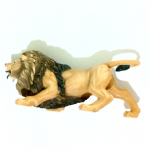 Disney Narnia The Lion Witch Wardrobe , Aslan figure from aslan's army set 2005